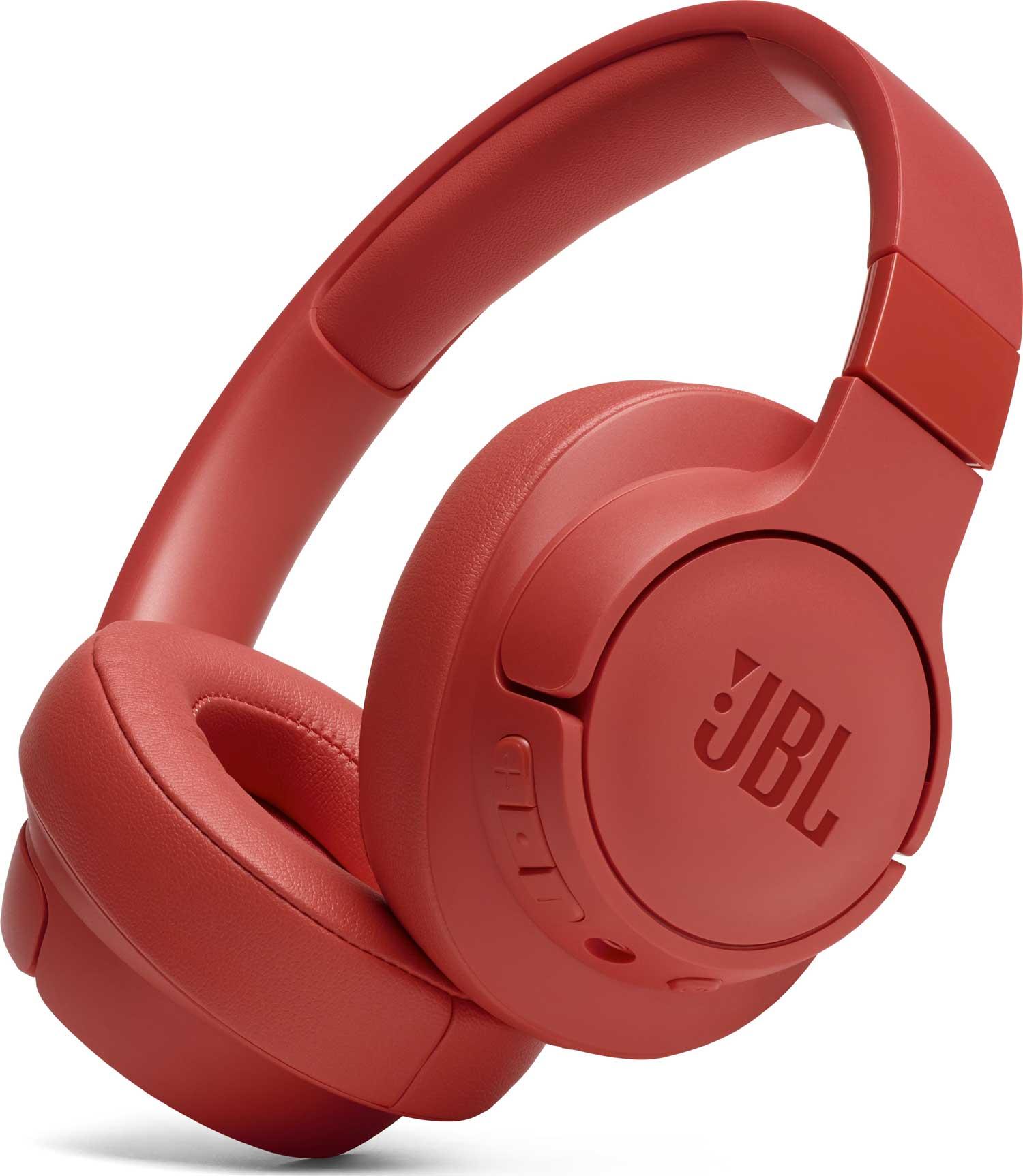 Slúchadlá JBL Tune 700BT Red