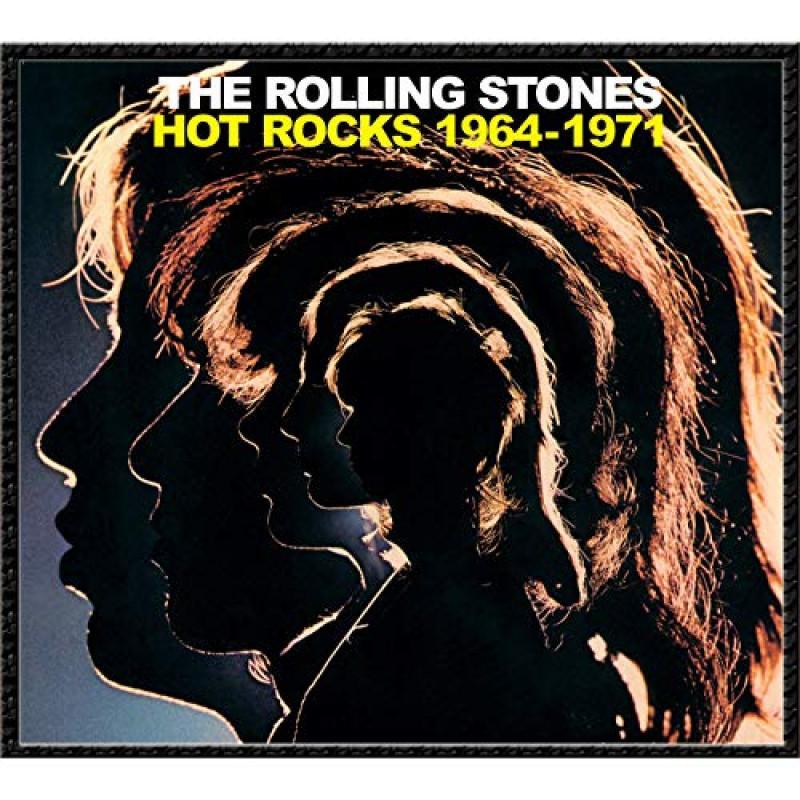 Rolling Stones - CD HOT ROCKS 1964 - 1971