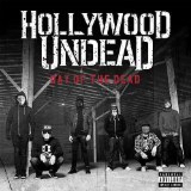CD HOLLYWOOD UNDEAD - DAY OF THE DEAD