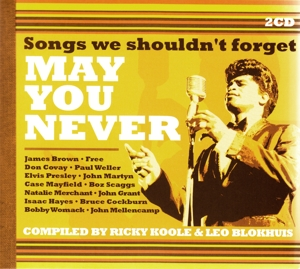 CD BLOKHUIS, LEO.=V/A= - SONGS WE SHOULDN'T FORGET 5