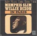 CD MEMPHIS SLIM - IN PARIS