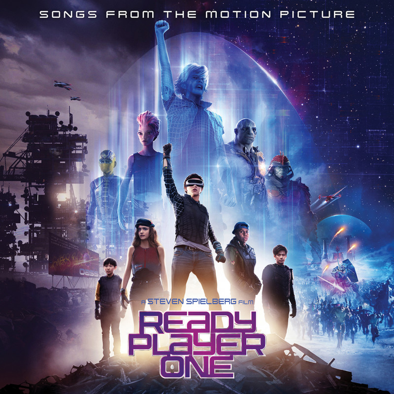 Soundtrack - CD READY PLAYER ONE:SONGS