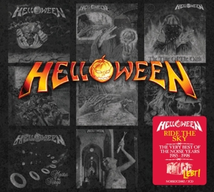CD HELLOWEEN - RIDE THE SKY: THE VERY BEST OF 1985-1998