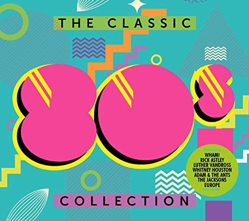 CD V/A - The Classic 80s Collection