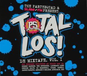 CD PARTYSQUAD - TOTAL LOS!