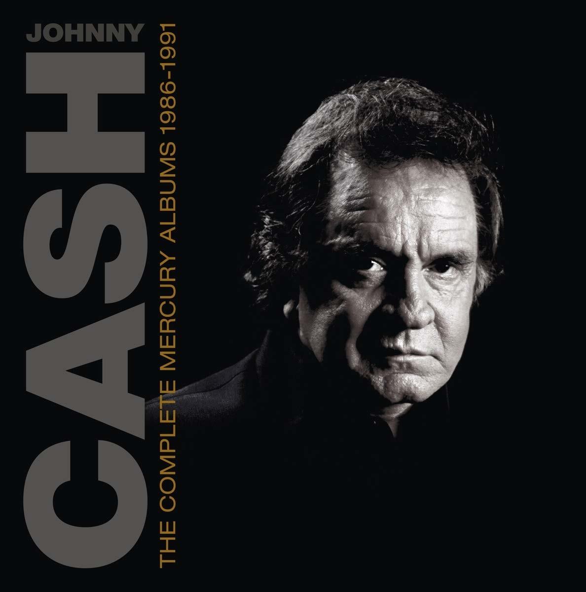 Johnny Cash - CD COMPLETE...1986-1991/LTD