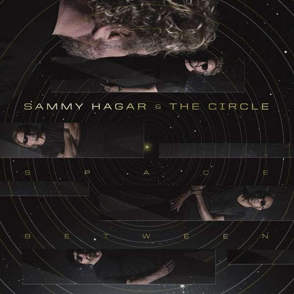 CD HAGAR, SAMMY & THE CIRCLE - SPACE BETWEEN