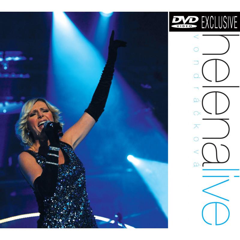 Helena Vondráčková - CD Lucerna 2008 Live (CD+DVD)