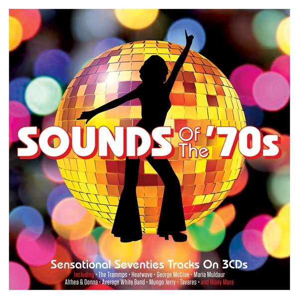 CD V/A - SOUNDS OF THE 70S