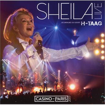 Sheila - CD LIVE CASINO DE PARIS 2017