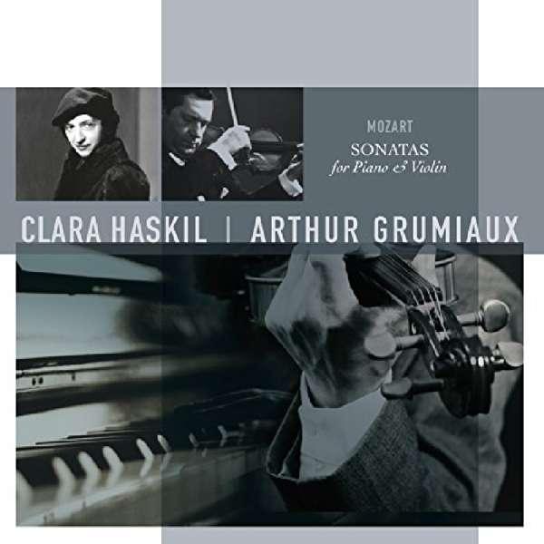 Vinyl MOZART, W.A. - SONATAS FOR PIANO & VIOLIN