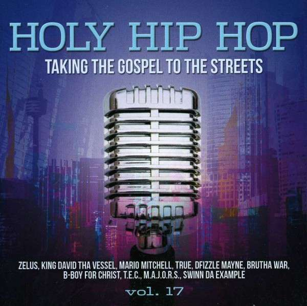 CD V/A - HOLY HIP HOP 17
