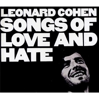 CD Cohen, Leonard - Songs of Love and Hate