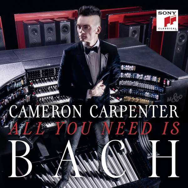 CD CARPENTER, CAMERON - All You Need is Bach