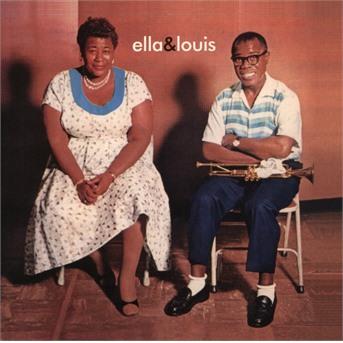 CD FITZGERALD, ELLA & LOUIS ARMSTRONG - ELLA & LOUIS