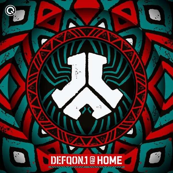 CD V/A - DEFQON.1 AT HOME 2021