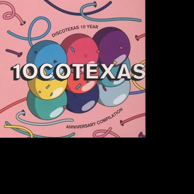 CD V/A - 10COTEXAS