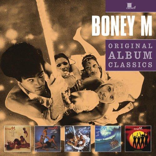 Boney M. - CD Original Album Classics