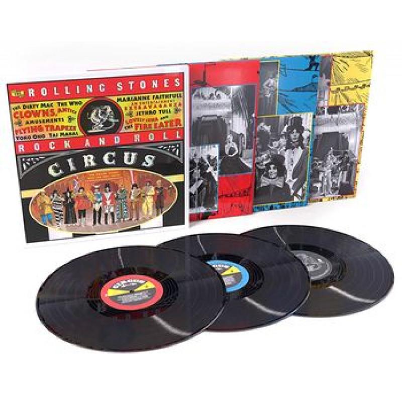 Vinyl RUZNI/POP INTL - THE ROLLING STONES ROCK AND ROLL CIRCUS
