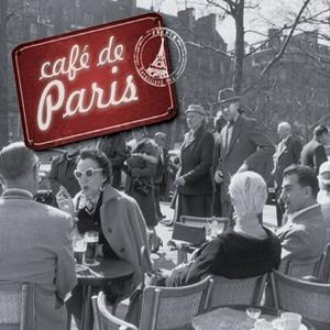 CD V/A - CAFE DE PARIS