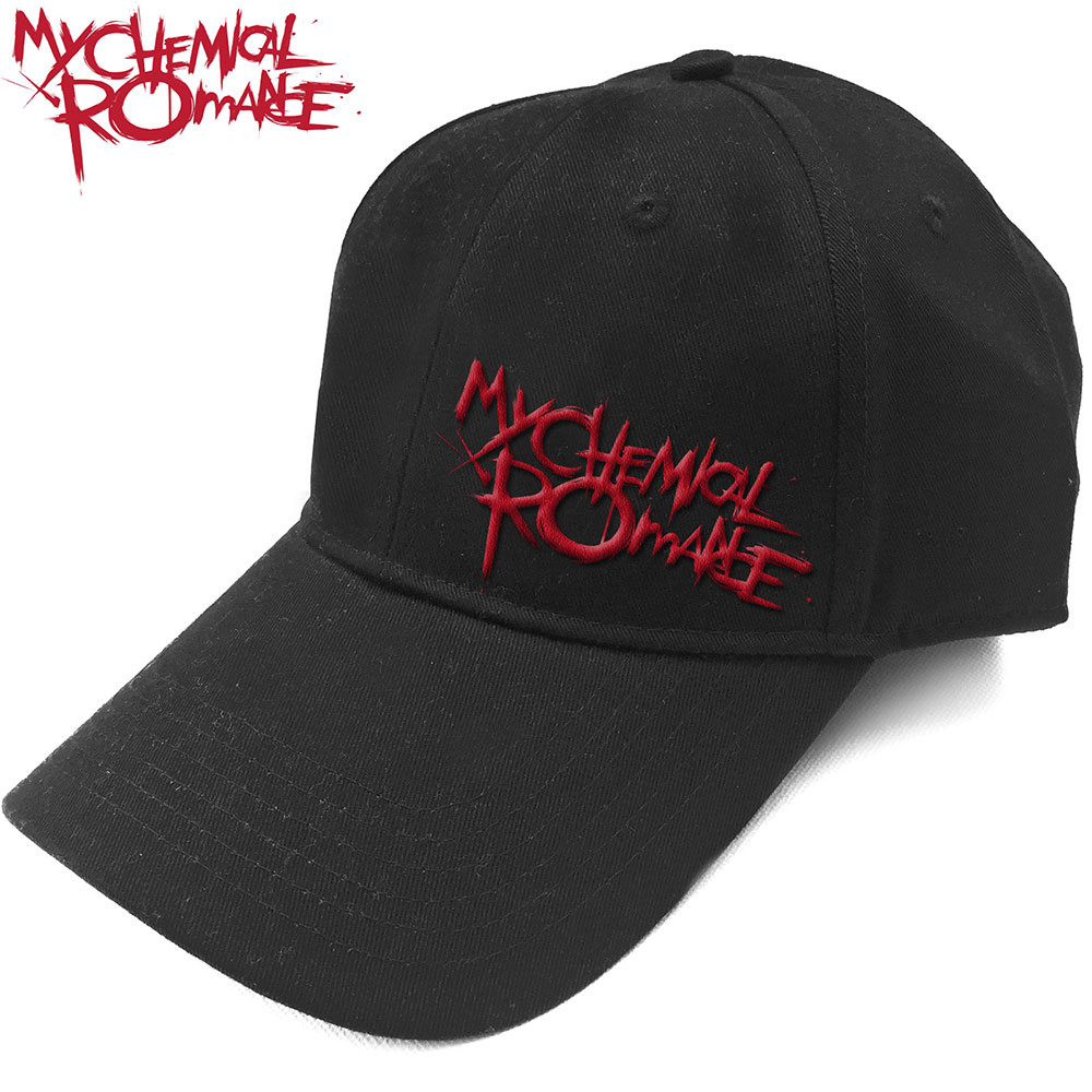 My Chemical Romance - Šiltovka Black Parade Logo