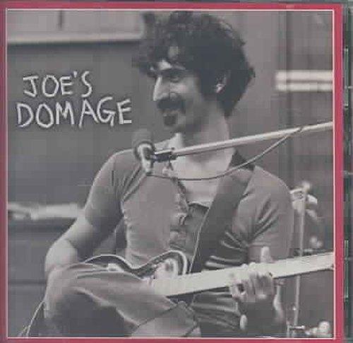 Frank Zappa - CD JOE'S DOMAGE