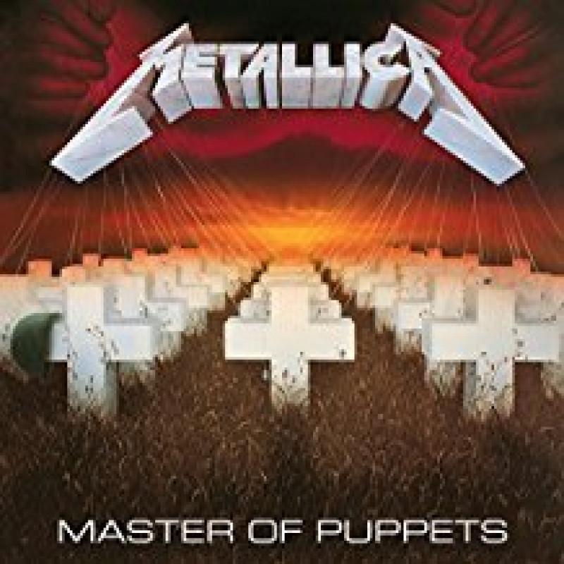 Metallica - Vinyl MASTER OF PUPPETS