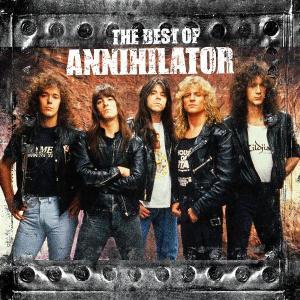 CD ANNIHILATOR - BEST OF...