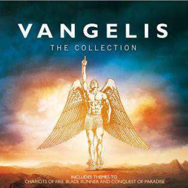 VANGELIS - CD THE COLLECTION