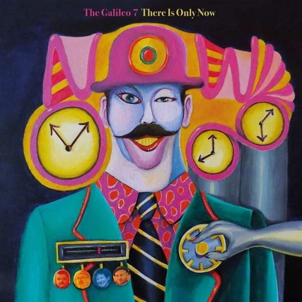 CD GALILEO 7 - THERE IS ONLY NOW