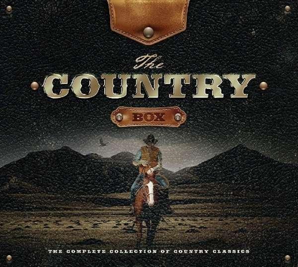 CD V/A - COUNTRY BOX