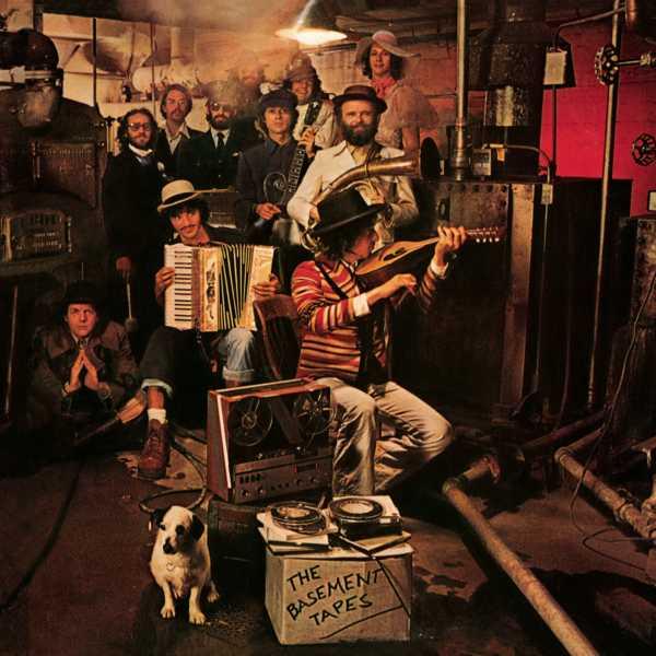 Bob Dylan - CD BASEMENT TAPES