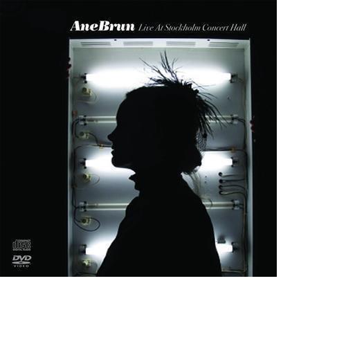 CD BRUN, ANE - LIVE AT STOCKHOLM..+ DVD