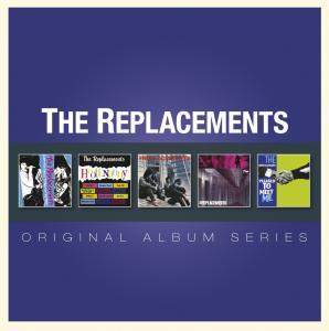 CD REPLACEMENTS, THE - ORIGINAL ALBUM SERIES