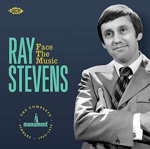 CD STEVENS, RAY - FACE THE MUSIC