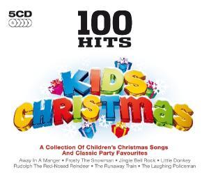 CD V/A - 100 HITS - KIDS CHRISTMAS