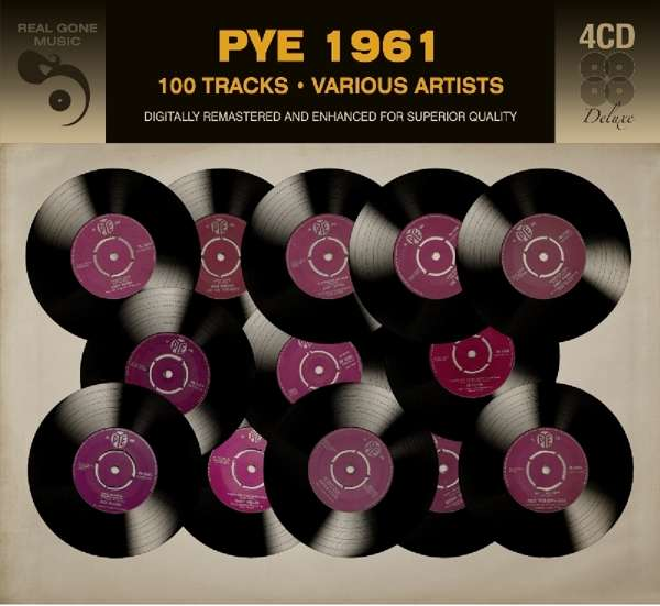 CD V/A - PYE 1961