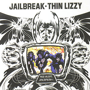 THIN LIZZY - CD JAILBREAK