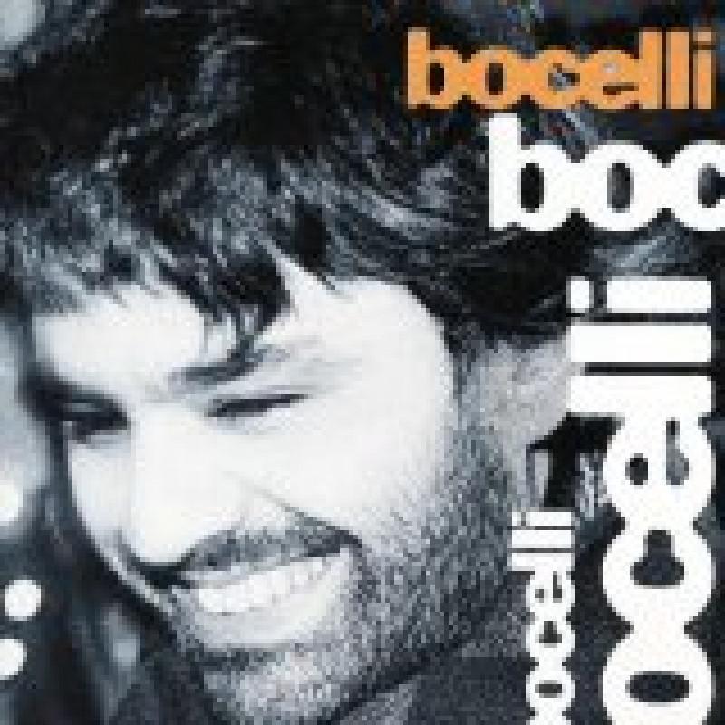ANDREA BOCELLI - CD BOCELLI