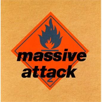 CD MASSIVE ATTACK - BLUE LINES