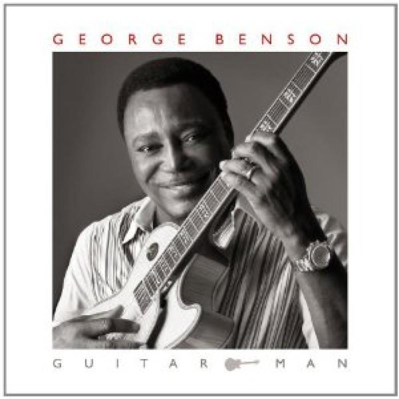 CD BENSON GEORGE - GUITAR MAN