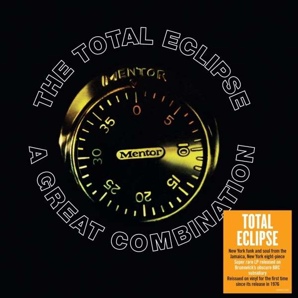 Vinyl TOTAL ECLIPSE - A GREAT COMBINATION