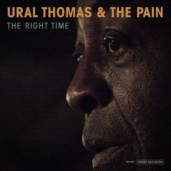 CD THOMAS, URAL & THE PAIN - THE RIGHT TIME