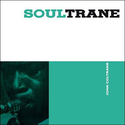 CD COLTRANE, JOHN - SOULTRANE