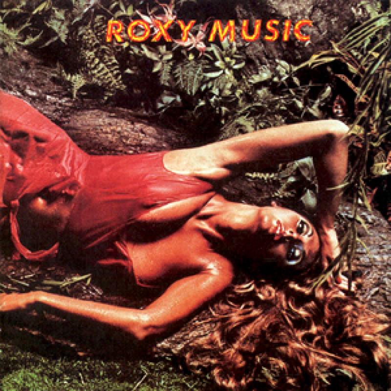 CD ROXY MUSIC - STRANDED/DIG.