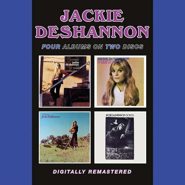 CD DESHANNON, JACKIE - LAUREL CANYON/PUT A LITTLE LOVE IN YOUR HEART/TO BE FREE/SONGS