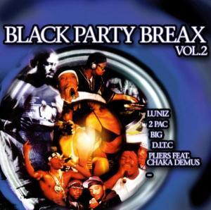 CD V/A - Black Party Breax Vol.2
