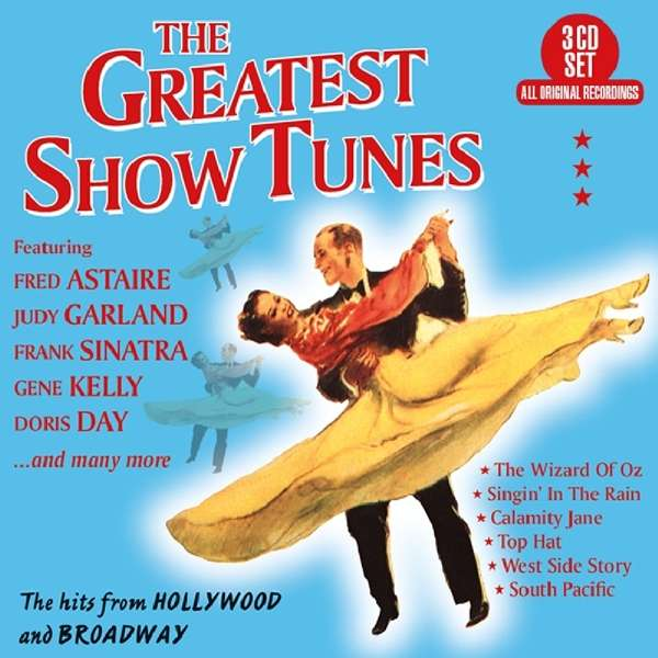CD V/A - GREATEST SHOW TUNES
