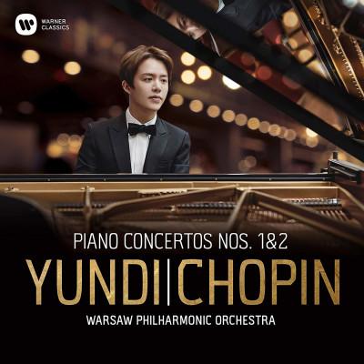 CD YUNDI - PIANO CONCERTOS NOS 1 & 2