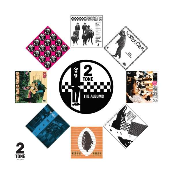 CD VARIOUS ARTISTS - TWO TONE 'THE ALBUMS'